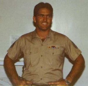 Race Bannon, U.S. Marine