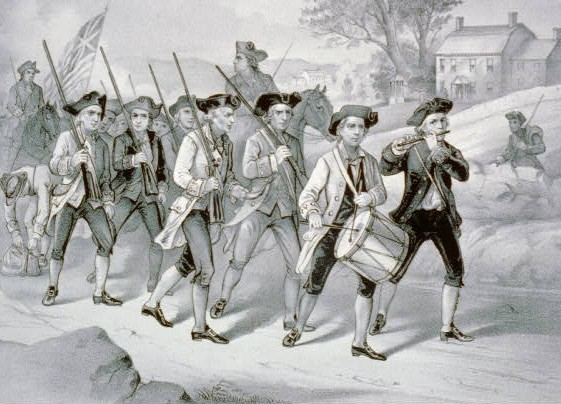 The Citizens' militia is a safeguard against tyranny