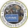 Hawaii Petition Campaign Launched!