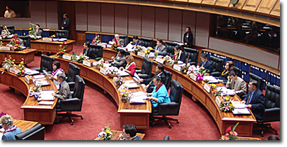The Hawaii Legislature is debating a bill that would revise its UIPA, or open records, law prompted by the questions over Barack Obama's alleged birth in Hawaii