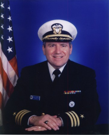 Charles F. Kerchner, Jr., Commander USNR (Retired)
