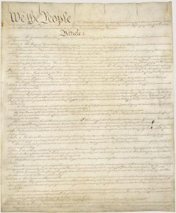 "Why was the ""natural born Citizen"" clause put into the Constitution?"