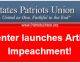 Breaking:  Law Center Launches Articles of Impeachment!