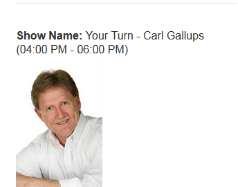 """Carl Gallups on Freedom Friday:  Possible More """"Zullo Revelations"""""""