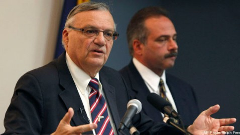 """Sheriff Joe Arpaio: Obama Likely """"Not Qualified"""" to Work at Maricopa County Sheriff's Office"""