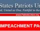 Full Court Press on Impeachment!