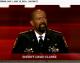 Milwaukee County Sheriff David Clarke Speaking