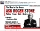Biweekly Conference Call Featuring Former Trump Adviser Roger Stone Thursday Night