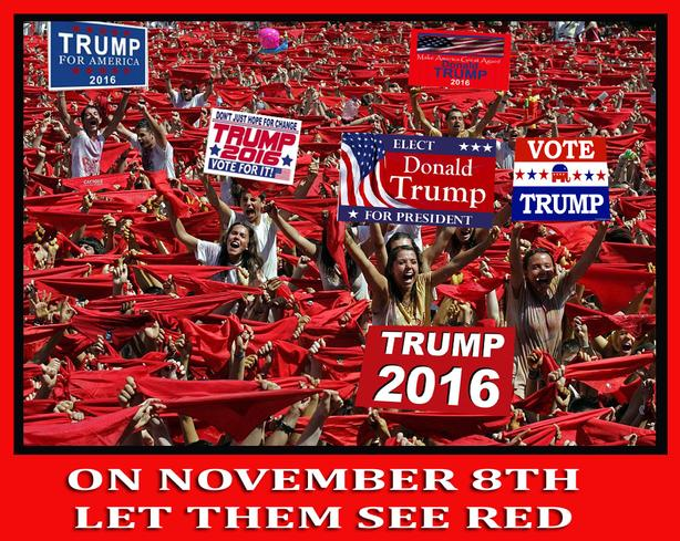 Let Them See Red!